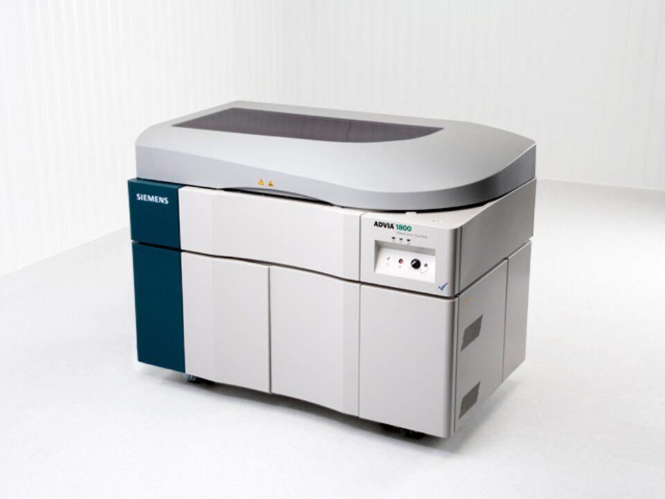 Sistema de Análises Bioquímicas ADVIA 1800