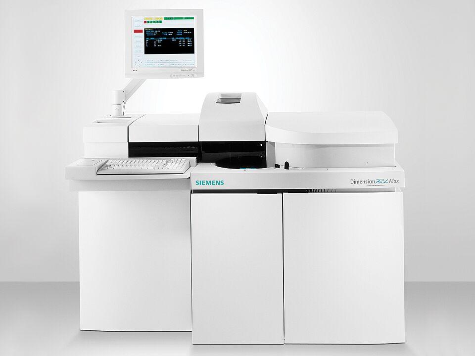 Sistema Integrado de Bioquímica Dimension RxL Max