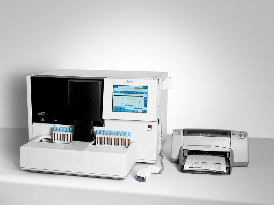 Sistema Sysmex CA-1500